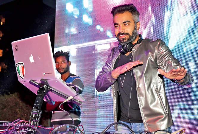 DJ Moni BCCL/  Unmesh Pandey)