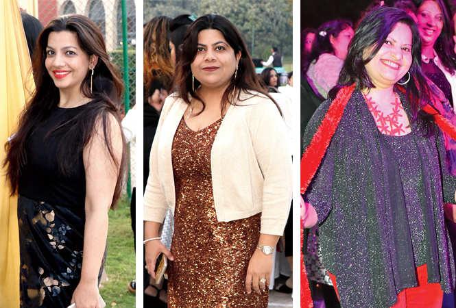 (L-R) Dr Shweta Singh, Ekta Kapoor and Hima Rastogi  (BCCL/  Unmesh Pandey)