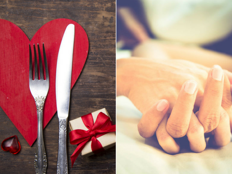 Having sex and dinner tonight? Here's what should be the
