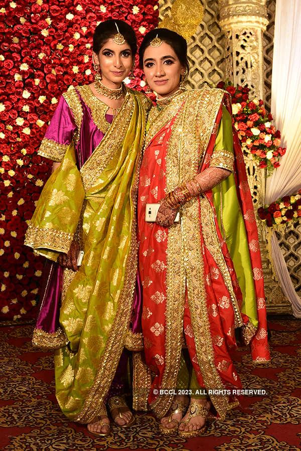 Nida Ishraque and Syed Imad Uddin's wedding ceremony