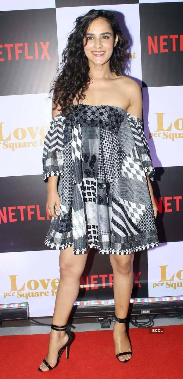 Love Per Square Foot: Screening