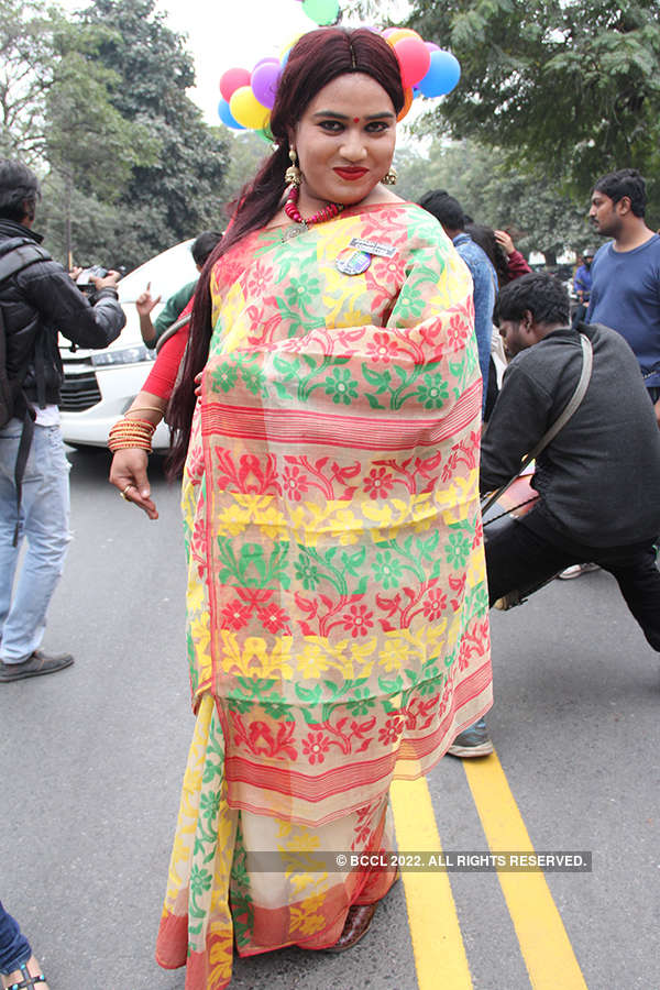 Awadh Queer Pride Walk for Equality