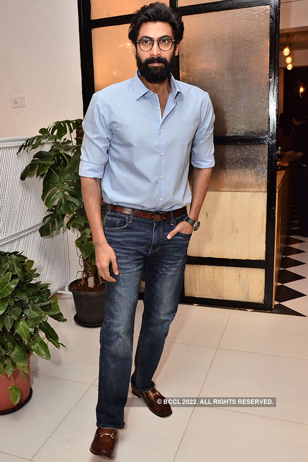 Tollywood celebs at a fashion event