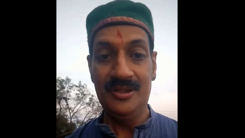 Prince Manvendra Singh Gohil says love is natural and unconditional for everyone