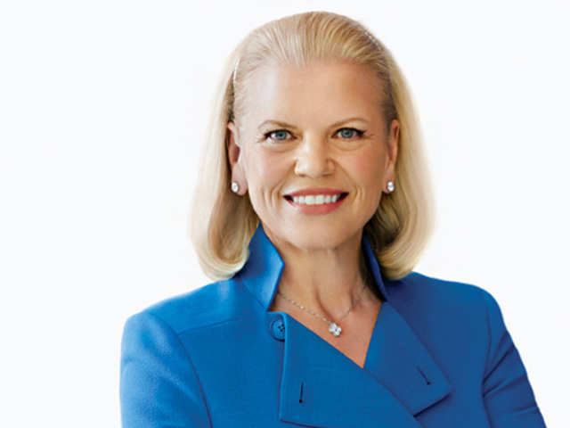 Women should be judged on their work, not gender: Ginni Rometty, IBM CEO | Gadgets Now