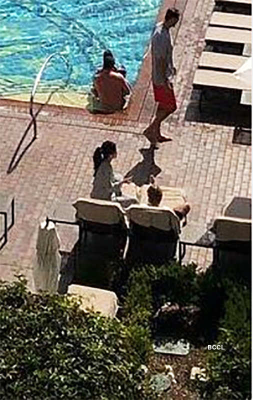 Justin Bieber and Selena Gomez take the internet by storm with their PDA pictures
