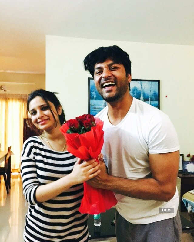 This is how TV stars are celebrating Valentine's Day