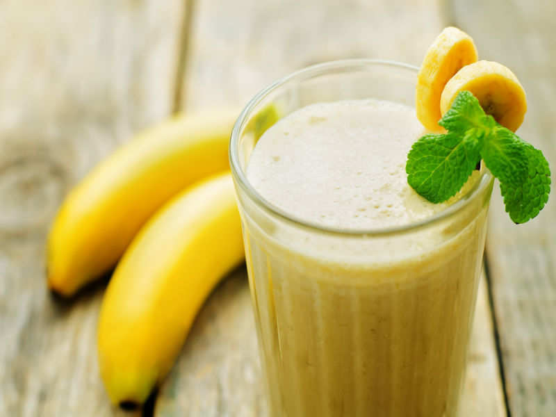 I Had Banana Shake As My Breakfast For 10 Days And I Lost Weight The Times Of India