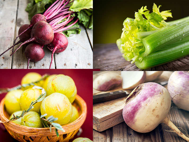 25 common Indian vegetables and their English names