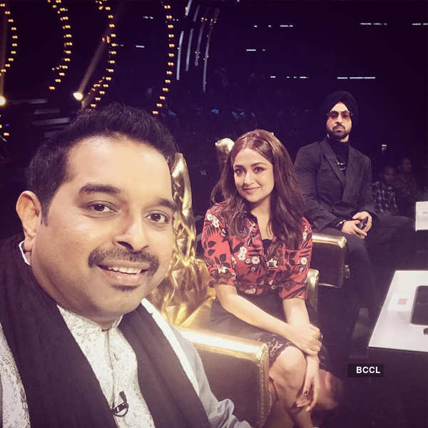 Rising Star 2: On the sets