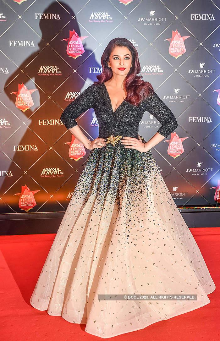 Nykaa.com Femina Beauty Awards 2018 Photos: Bollywood celebrities at their glamorous best