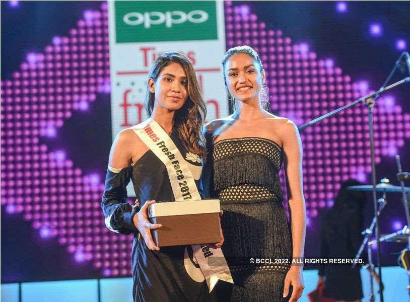 Oppo Times Fresh Face 2017 Finale: Sub Contest Winners