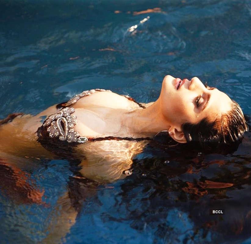 Ameesha Patel's bold photoshoot