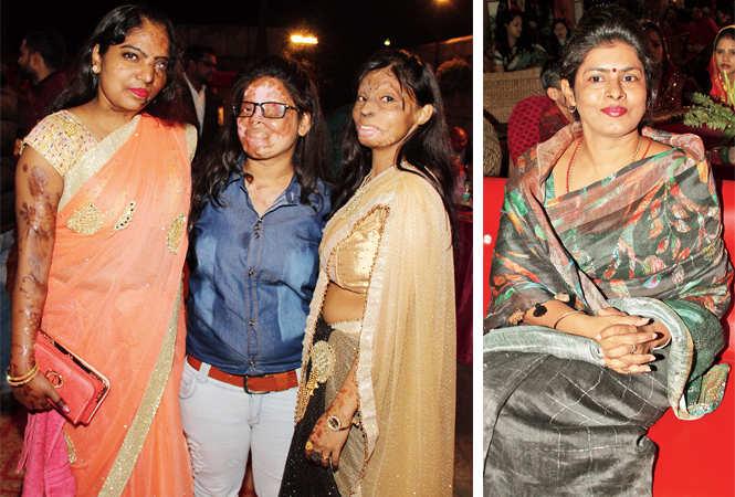(L-R) Bala, Anshu, Roopa and Swati Singh(BCCL/ Aditya Yadav)