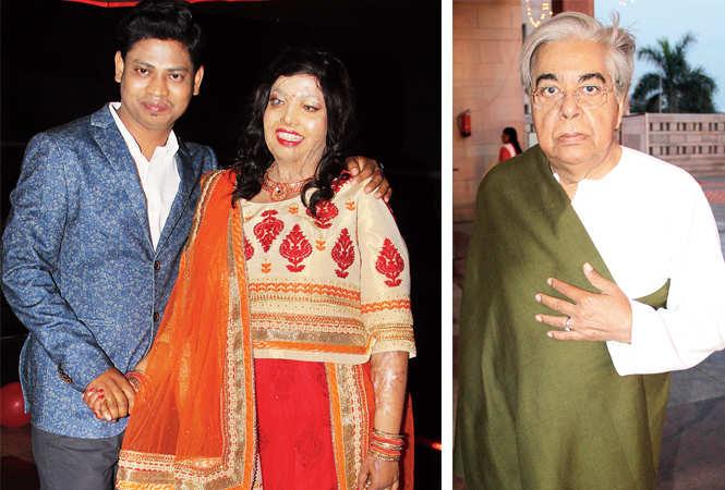 Saroj and Rani (R) Virendra Thappar (BCCL/ Aditya Yadav)