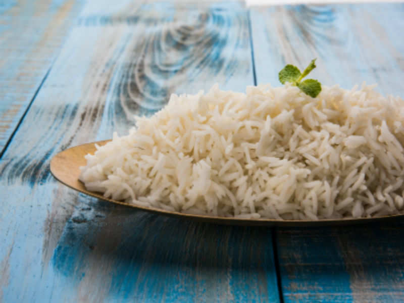 This is the right time to have rice if you want to lose