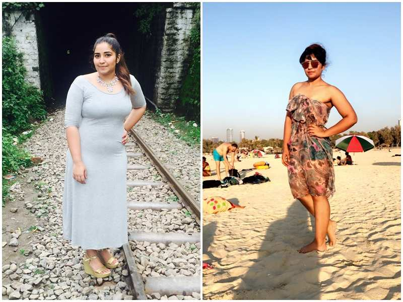 This girl's 37-kg weight loss helped her get rid of PCOD! Here's her