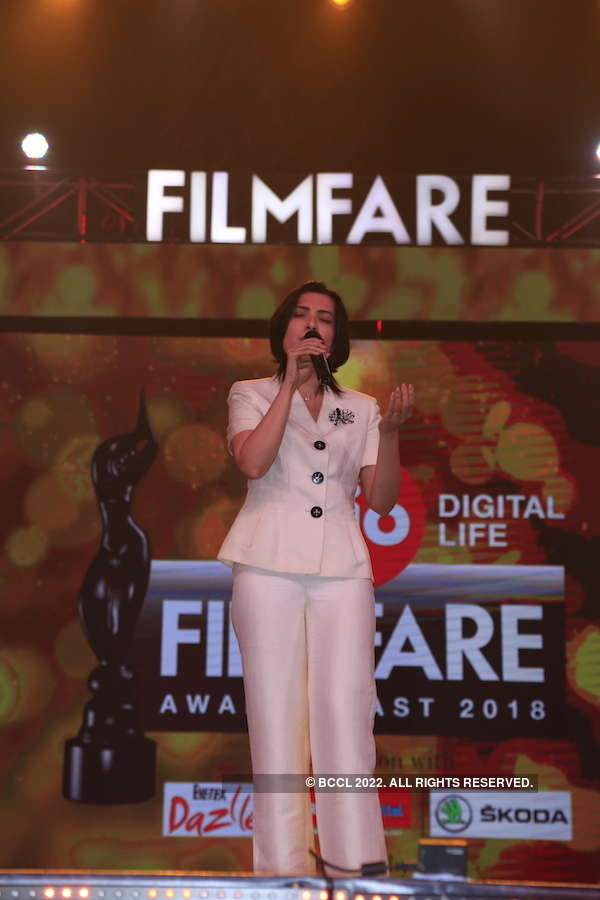Jio Filmfare Awards East 2018