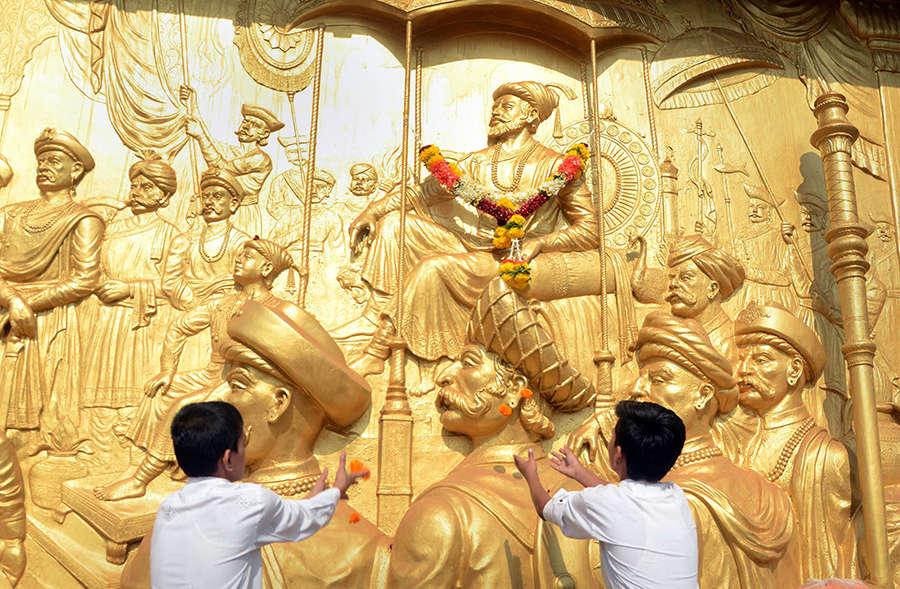Shivaji jayanti celebrated across Maharashtra
