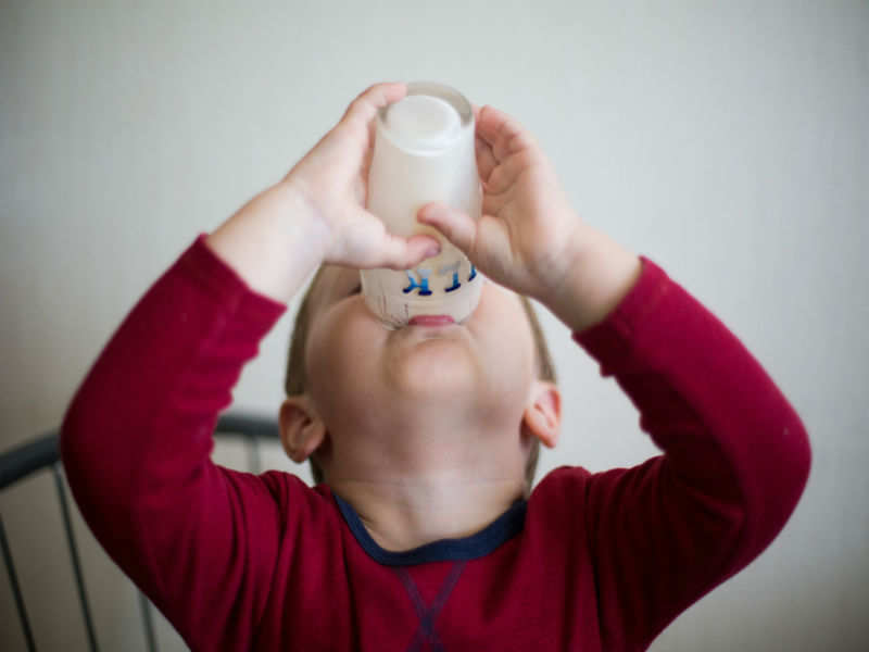 Can drinking milk REALLY help you grow taller? Or is it a myth