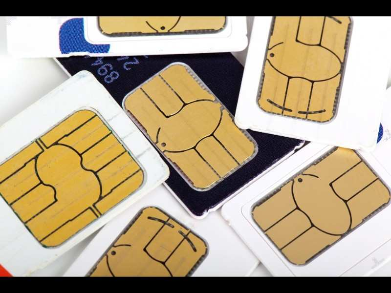 Important dates for M2M SIM cards: July 31, 2018; October 1, 2018; December 31, 2018