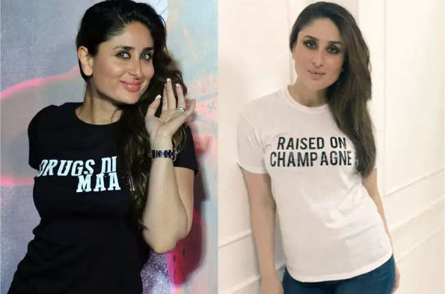 Kareena Kapoor as the trendsetter