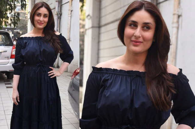 Kareena's offshoulder cute pic
