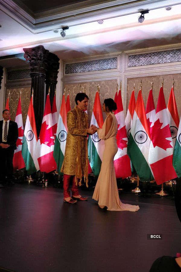 When Alankrita Sahai met Justin Trudeau