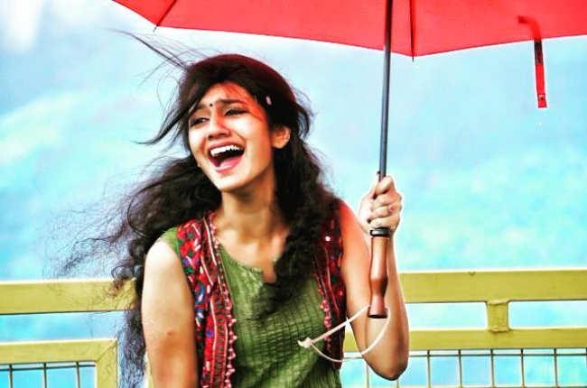 Priya Prakash Varrier beauty pics