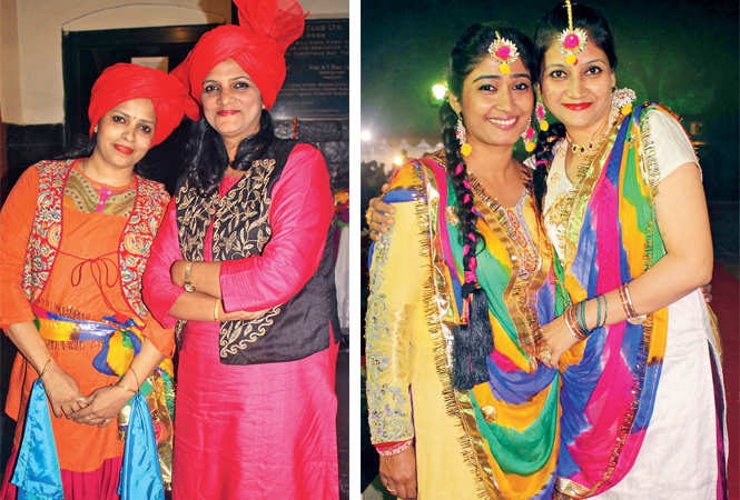 Supriya and Reenu (R) Udila and Shikha  (BCCL/ Arvind Kumar)