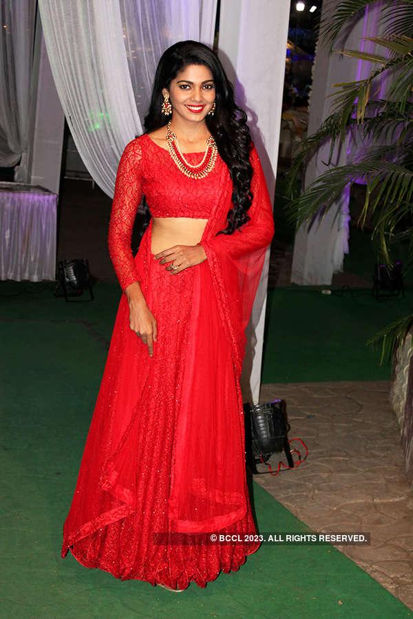 Marathi actress Pooja Sawant's photoshoot