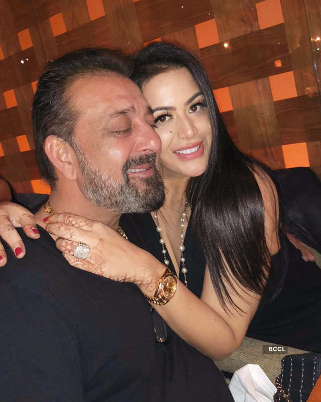 Trishala posts a pic on Instagram & calls it 'Normal', is Sanjay Dutt against daughter's bold avatar?