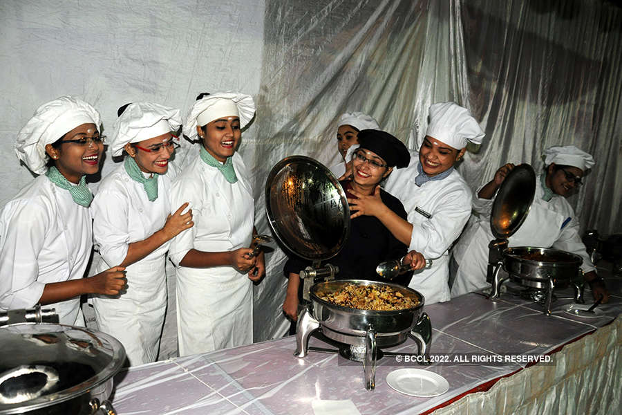LAD College's food fest