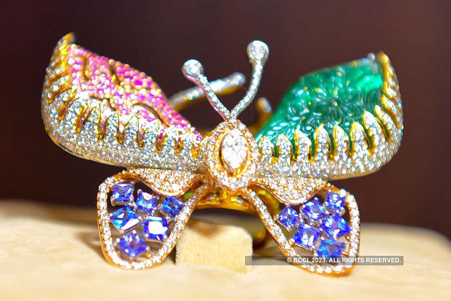 Anil Bharwani's jewellery exhibition