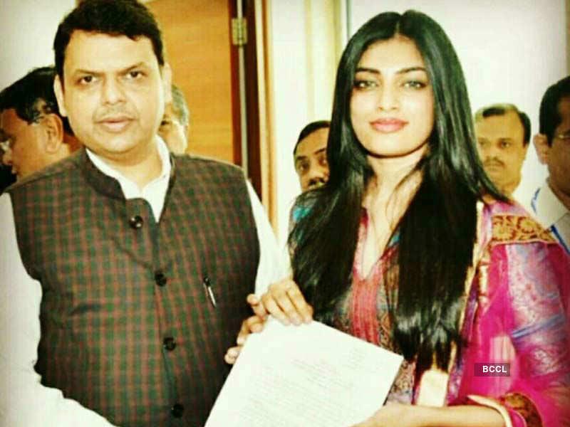 Naveli Deshmukh appointed Brand Ambassador of NSS