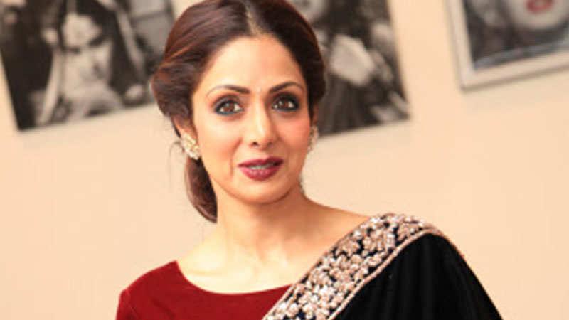 B-town mourns Sridevi's sudden demise