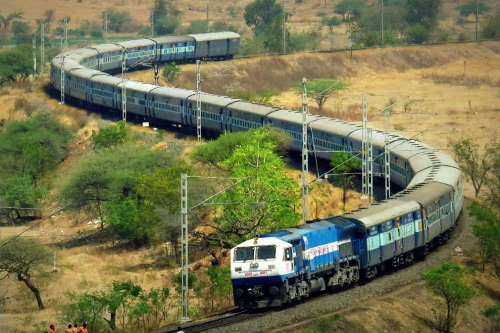 Indian Railways : Indian Railways to discontinue pasting