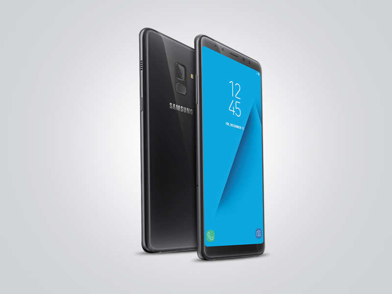 separation shoes 91800 8afe9 Samsung Galaxy A8+ - Rs 32,990 | Gadgets Now