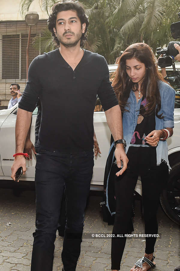 Stunned Bollywood celebrities visit Anil Kapoor's residence to offer condolences