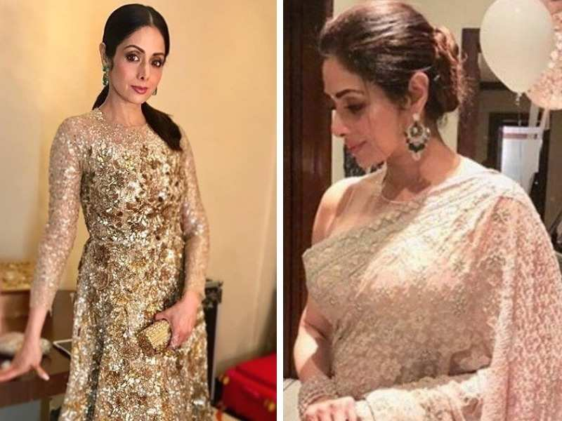 153043fc35 Here s proving that Sridevi will be the ultimate fashion icon of all ...