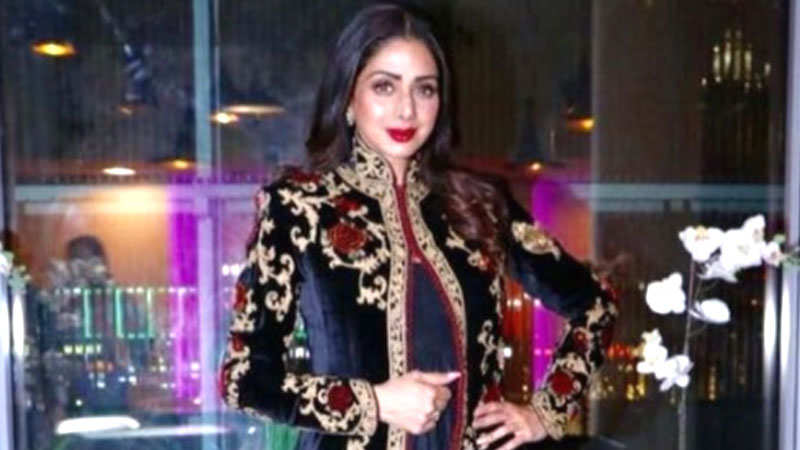 Sridevi's mortal remains leave for embalming centre