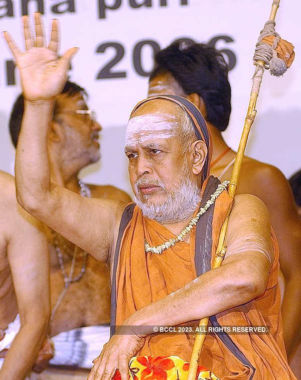 Kanchi seer Jayendra Saraswathi passes away