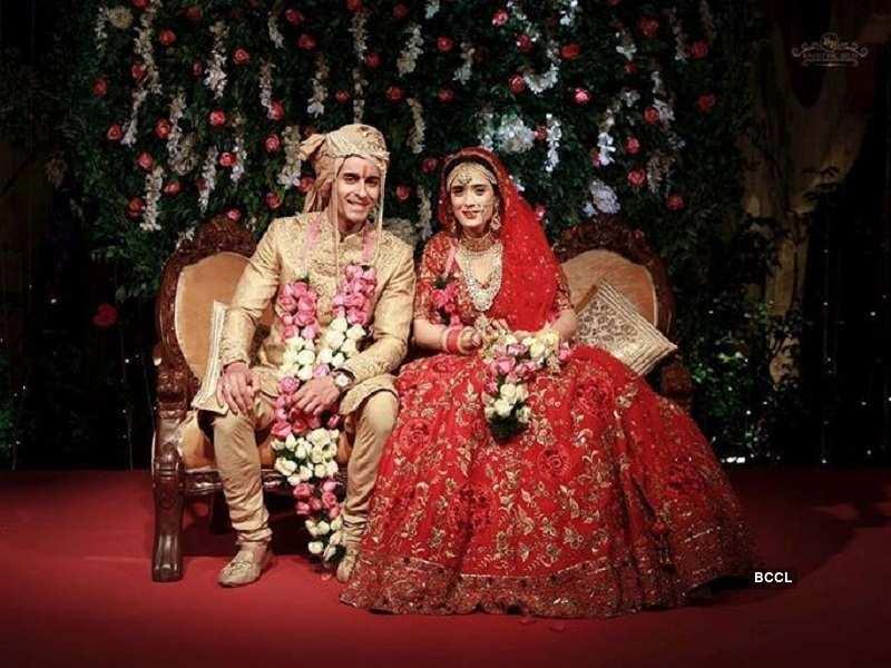 Gautam Rode and Pankhuri Awasthy