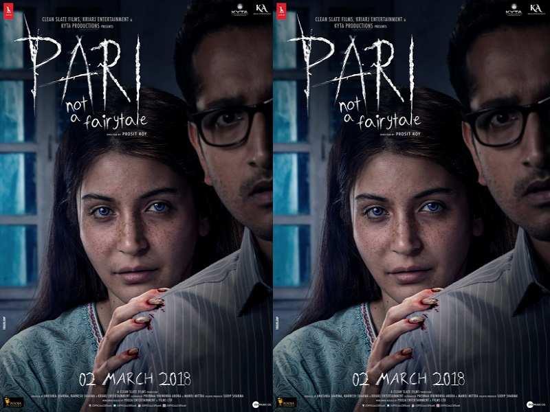Anushka Sharma's first film post marriage with Virat Kohli