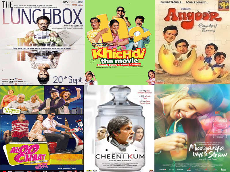 24 Bollywood movies that have food in their names