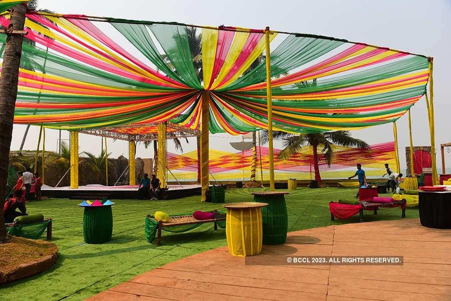 Vineet Jain's Holi Party 2018 - 1