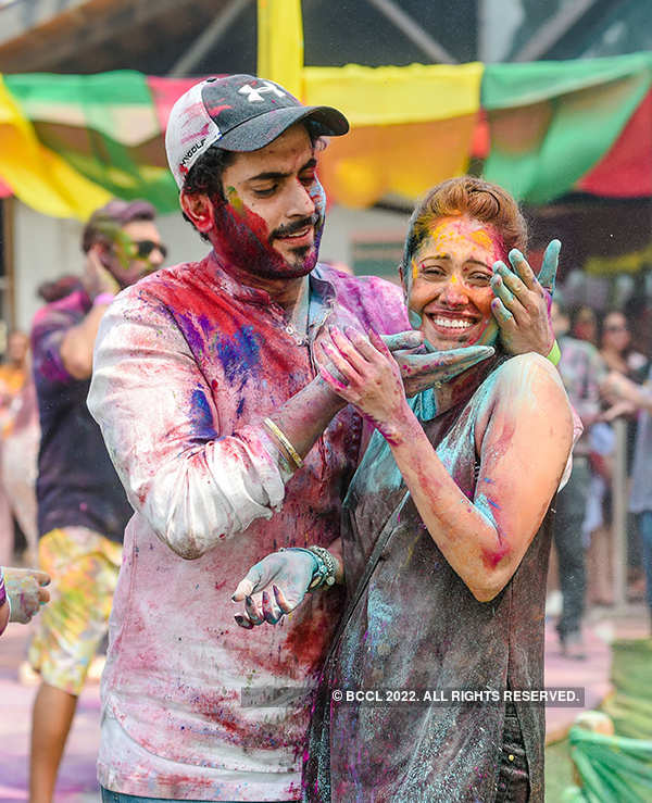 Vineet Jain's Holi Party 2018 - 1