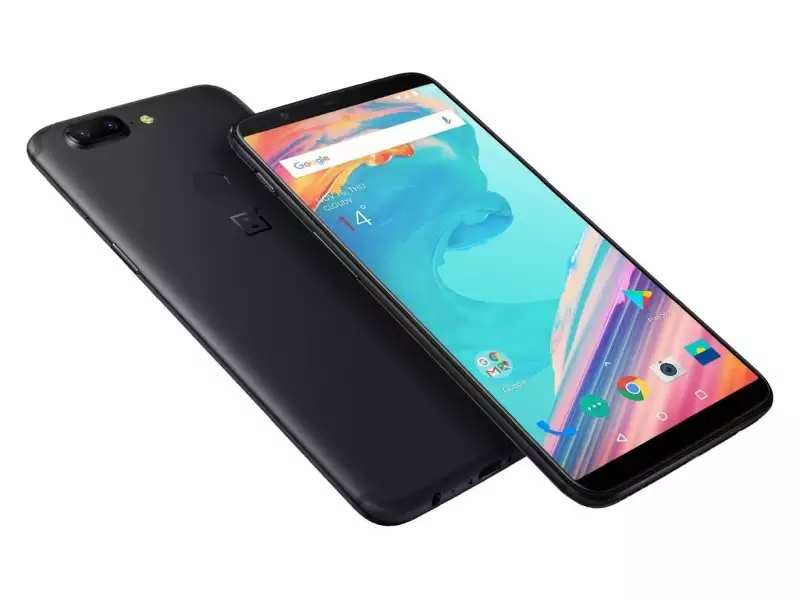 May pack higher battery capacity than OnePlus 5T