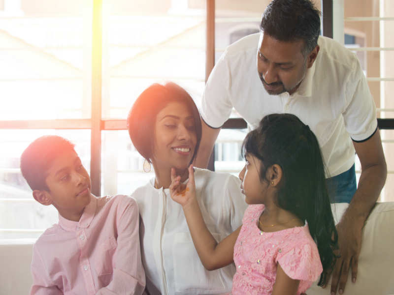 Image result for indian wife  spend time with my family,Nari