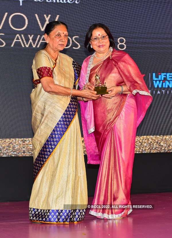 Women Of Wonder Awards 2018